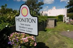 Welcome to honiton!