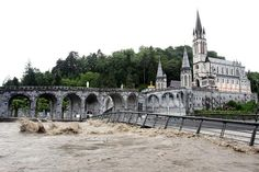 18 Jun Elsewhere, French authorities shut the grotto at Lourdes yesterday and evacuated about 200 people following flash floods at the Roman Catholic pilgrimage site. The preventive measure came a day after heavy rain and unseasonal snowfall in the area led to rivers flowing well above their normal levels, even cutting off some roads.