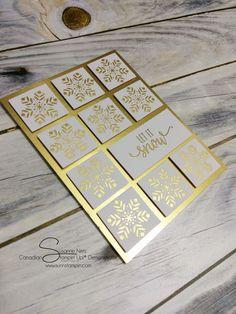 SuNN Stampin' | Canadian Stampin' Up!® Demonstrator – Susanne Netz – Shares Handmade Papercrafting Designs & Inspiration
