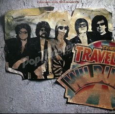 The Traveling Wilburys WX 224