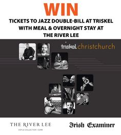 Win a Night at The Triskel with an Overnight Stay - http://www.competitions.ie/competition/win-night-triskel-overnight-stay/