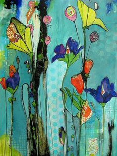 Summer Chris Cozen http://www.pinterest.com/ingmarpema/inspiring-paintings/