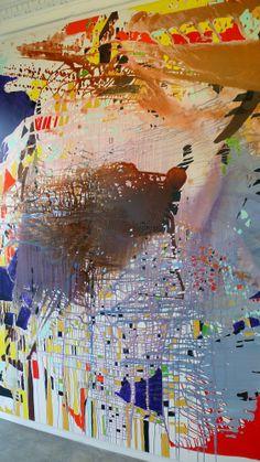 Jackie Saccoccio painting