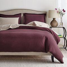 Velvet Flannel Solid Duvet Cover