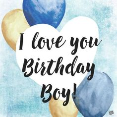 Birthday Quotes : Smart Happy Birthday Wishes for your Boyfriend Birthday Greetings For Boyfriend, Happy Birthday Wishes Quotes, Best Birthday Quotes, Birthday Wishes Cards, Happy Birthday Greetings, Birthday Quote For Boyfriend, Birthday Wishes For Son, Happy Birthday For Her, Birthday Wish For Husband