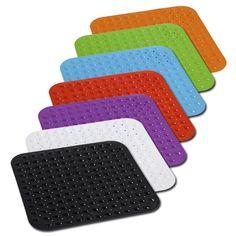 wenko tropic shower mat various colour options profile