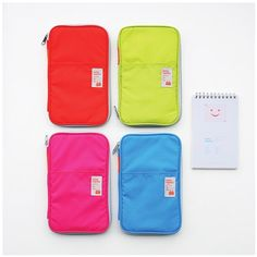 MochiThings | Better Together Note Pouch v3 Dimensions	8.7 * 5.5 * 0.9 in.