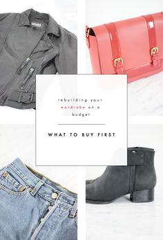 So you have made the decision to hop off the fast fashion train. You want to stop wasting your...