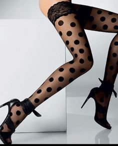 Patterned stockings provide an optical illusion. Often our scars and sores are more obvious to us than to others. Like covering a bad tattoo with a nice tattoo, it's not all about total coverage. It's more about distracting the eye away from the 'mistake' by providing the eye with something 'pretty' to look at instead.