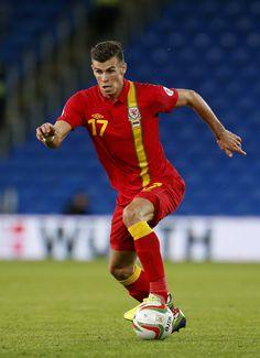 ~ Gareth Bale on Wales National Team ~