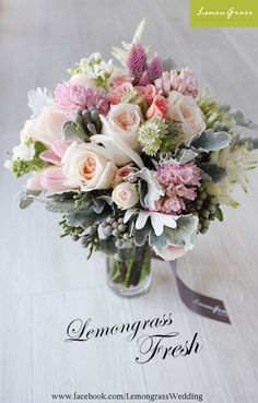 #freshflower #silkflower #lemongrssfloral #wedding #bouquet For order please Whatsapp 852-6182-9189 屯門青菱徑3號時尚電腦城 商場地庫B39號舖 www.facebook.com/LemongrassWedding Sola Flowers, Bridal Flowers, Flower Bouquet Wedding, Pink Flowers, Bridesmaid Flowers, Bride Bouquets, Lily Wedding, Floral Wedding, Deco Floral