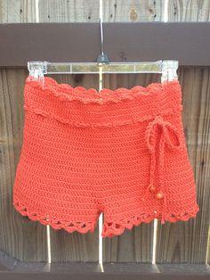 Ravelry: lajoyagirl's Miro's stylish shorts; link to pattern Sandra's Shorts by Sara Dudek $6