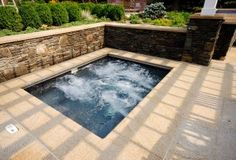 Construction Trends for In-ground Spas # Energy efficiency # In-ground Spas # Spa Construction