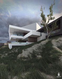 Kyrenia house in Cyprus...... Casa Kyrenia en Chipre......... By Creato