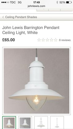 John Lewis light