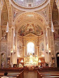 Notre Dame des Lourdes Montreal Qc -- We stumbled on this most beautiful church today. Best visit we made so far!!!