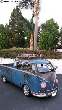 VW Classifieds - 60 Monster Patina DC Clear Coated on Car Volkswagen, Vw T1, Vw Pickup, Bug Car, Vw Classic, Combi Vw, Bus Camper, Cars And Motorcycles, Vintage Cars