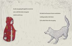 little red riding hood illustrations - Google Search