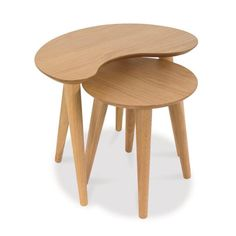 Oslo Nest of Tables 56x45cm