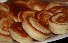 Поварешки: Пышные оладушки на кипяченом кефире - самые вкусные и пышные...