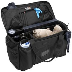 5.11 Tactical Patrol Ready Bag (Purpose made holdall,main compartment can be divided so you can put large or numerous items that wont fit in the pockets together or for easy access.handy for the car boot or to keep all your gear together so you dont have to keep finding it or putting it away)