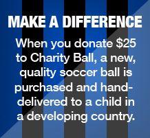 Charity Ball Soccer