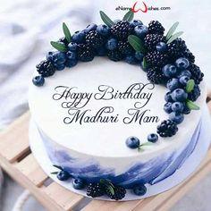 Happy Birthday Cake Writing, Birthday Cake Write Name, Birthday Wishes With Name, Happy Birthday Wishes Cake, Birthday Cake With Photo, Happy Birthday Cake Images, Happy Birthday Dear, Beautiful Birthday Cakes, Birthday Cakes For Men