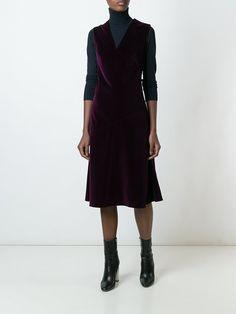 Carven velvet dress