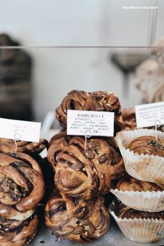 A Guide to the Best Bakeries in Stockholm