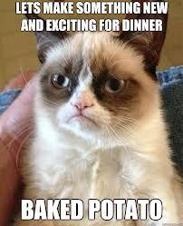 #baked potato