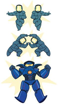 Pacific Rim Kaiju, Pacific Rim Jaeger, Robot Art, Robots, Godzilla, Character Concept, Character Design, Funny Snowman, Graffiti Murals
