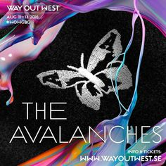 The Avalanches confirmed for @wayoutwestgbg in Gothenburg