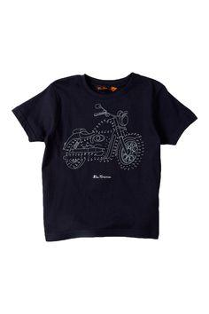 Ben Sherman Boys Moto Tee Tee #Motorcycle #ShirtKids