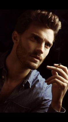 Jamie Dornan how can you look so different on every photo? And still been gorgeous!!I