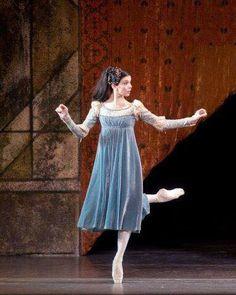 Natasha Osipova's Juliet ❤️❤️❤️