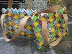 Candy bag - dětská Brumíkovka