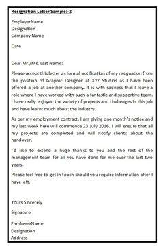 retirement letter samples - Parfu kaptanband co