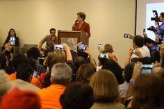 Por Dentro... em Rosa: Dilma e a história no último grau