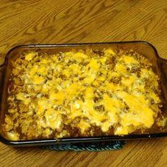 Sandy's Frito Pie - Allrecipes.com
