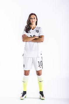 Carli Lloyd. (U.S. Soccer)
