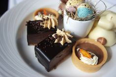 Acklam Hall Middlesbrough Afternoon Tea Review Chocolate