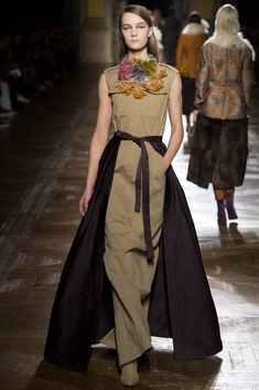 Dries Van Noten Fall 2015 RTW