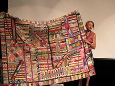 Quilt pattern: Jazz Hands from Material Obsession 2 by Kathy ... : kathy doughty making quilts - Adamdwight.com