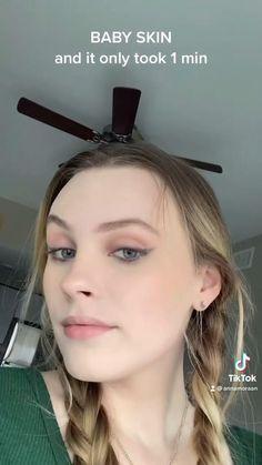 Makeup Hacks, Makeup Inspo, Makeup Art, Makeup Inspiration, Makeup Tips, Makeup Eye Looks, Cute Makeup, Pretty Makeup, Skin Makeup