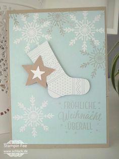 stampin hang your stocking tin of tags Christmas drauf und dran  von den socken weihnachten