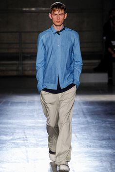 Wooyoungmi Spring 2015 Menswear