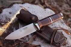 Cudeman Stacked Bushcraft Knife