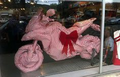 11 Examples of Paper and Cardboard Inspired Window Display | The Creativity Window