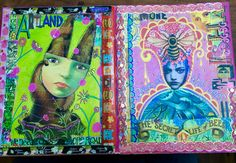 Visual JOurnal - Secret Life of Bees (2008)