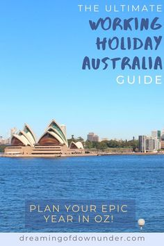 Plan your amazing working holiday in Australia with this guide to working and travelling Australia. Find out important travel tips such as medical care, bank accounts, accommodation and farm work. #australia #traveltips #backpacking Work Australia, Sydney Australia Travel, Coast Australia, Queensland Australia, Western Australia, Working Holiday Visa, Working Holidays, Work Travel, Travel Tips